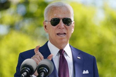 The Latest: Biden: Sending help to India during virus surge