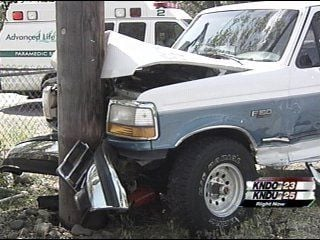 """Another Wreck at what Neighbor calls """"Unsafe"""" Intersection"""