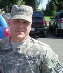 Friends Remember Selah Soldier Killed in Afghanistan