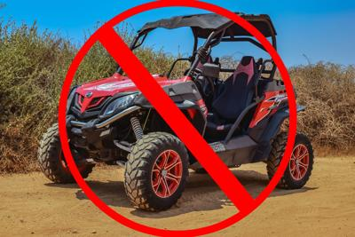 City of Richland sees an increase of illegal motorized vehicle activity on park land