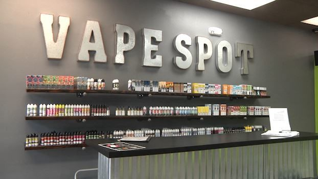 Possible ban of flavored vaping products could impact local vape shop