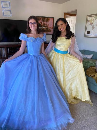 Kennewick Teen Goes Viral on Social Media and TikTok For Her Handmade Princess Dresses