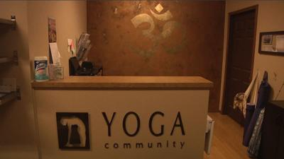 Yoga Studio Adapts to Online Classes