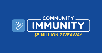 Fred Meyer gives prizes to vaccinated customers and associates with #CommunityImmunity Giveaway
