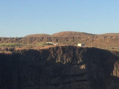 Body of 25-year-old who fell off cliff at Palouse Falls found