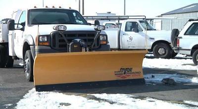 Local School District Prepares for Snow