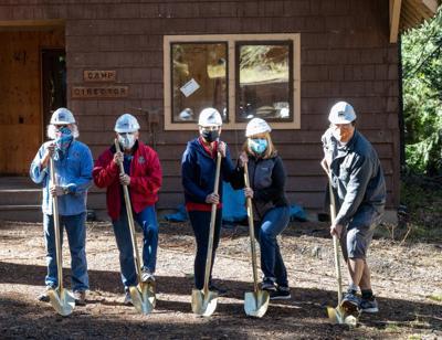 Kiwanis Club of Yakima announces their Centennial Celebration gift to the community.