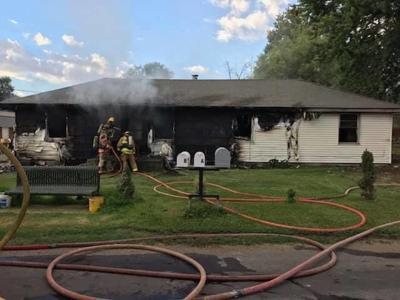 House fire in Kennewick Saturday morning