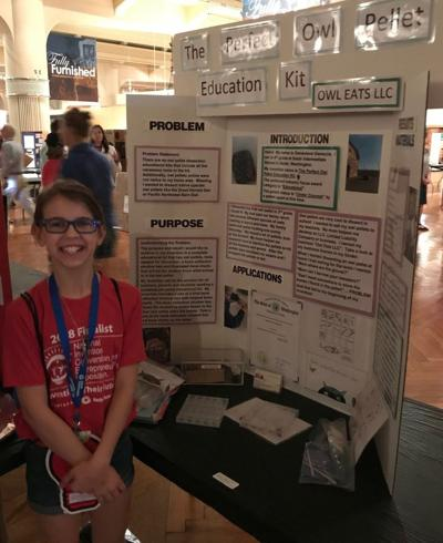 Selah 4th grader, entrepreneur goes to national competition for invention
