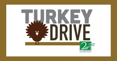 Second Harvest continues it's annual Turkey Drive, new locations