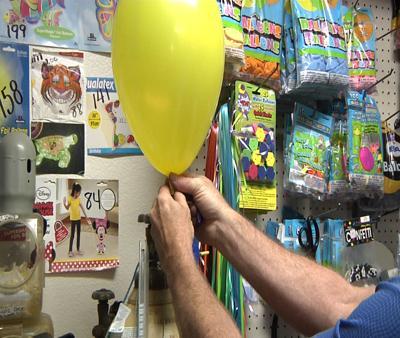 Helium shortage affecting businesses in Yakima