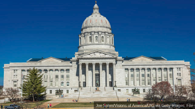 Missouri Legislature Passes Ban on Abortions at 8 Weeks