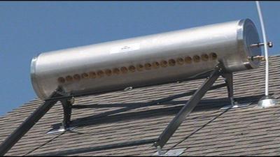 Solar Hot Water Heaters