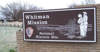 Whitman Mission National Historic Site Visitor Center open Saturdays and Sundays