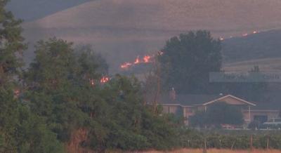Wildfire risk score prepares your home for wildfire season