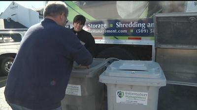 What you should and shouldn't shred on Shred Day