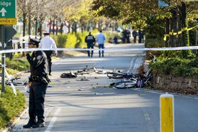 New York truck attack being investigated as act of terror