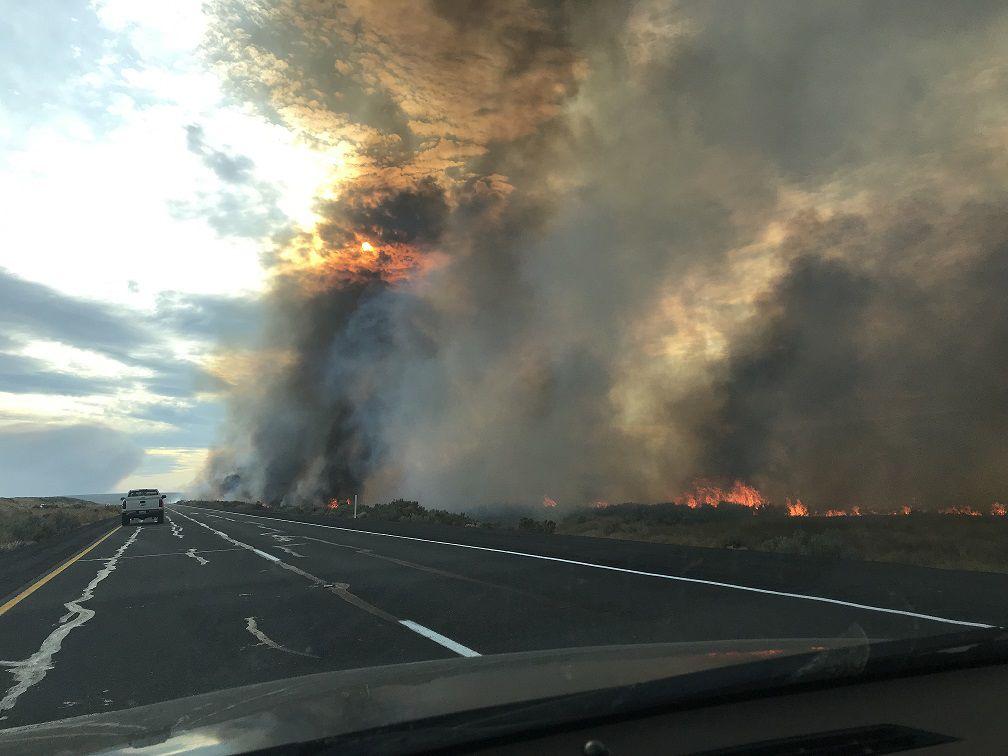 Manton Way Fire