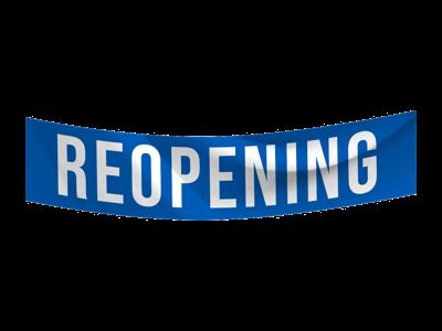 Yak Reopening