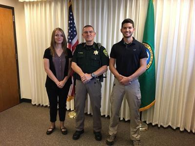 Two new deputies join Yakima County Sheriff's Office