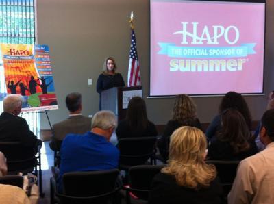 HAPO Official Sponsor of Summer Announcement
