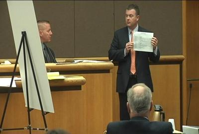 Electronic Evidence Presented in Richland Nanny Trial