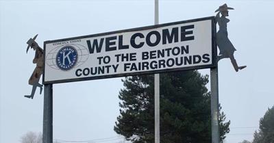 Benton County Fairgrounds to open mass vaccination site next week