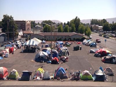 Grant to fund homeless housing in Yakima County