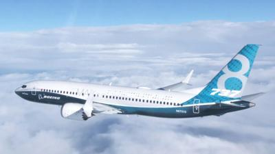 Boeing finishes software update for grounded airliner