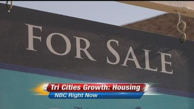 Tri-Cities Growth: buying a home
