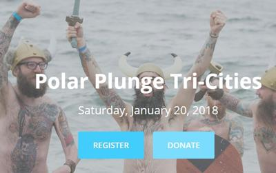 Polar Plunge Tri-Cities 2018
