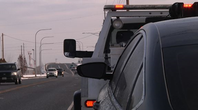 Tow truck companies and law enforcement ask you to slow down, move over near accidents