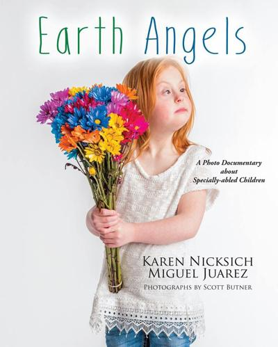 """Local author's daughter encourages inspiring new book: """"Earth Angels"""""""