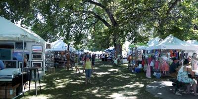 Art in the Park returns for its 70th year at Howard Amon Park