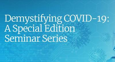 """""""The Science Behind COVID-19"""", PNNL hosts special series on zoom"""