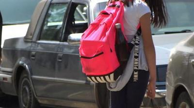 National Backpack Safety Awareness Day