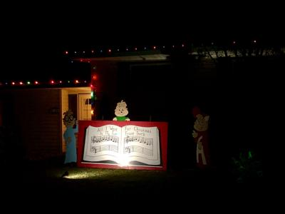 Annual Christmas Carol Lane kicks off Saturday