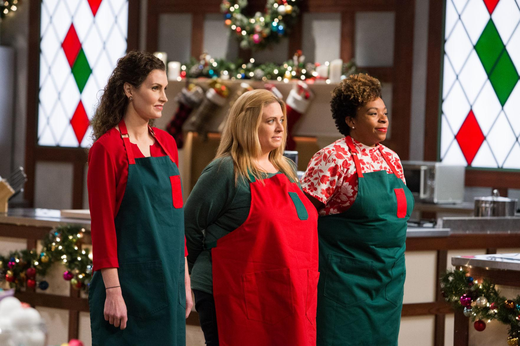 2020 Christmas Cookie Challenge Contestants Local baker makes Top 3 on Food Network's Christmas Cookie