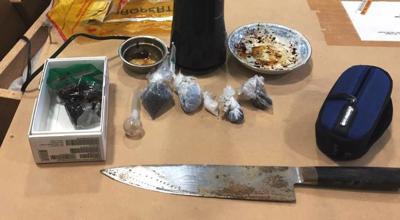 Pasco heroin bust