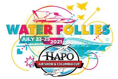 2021 Water Follies Logo