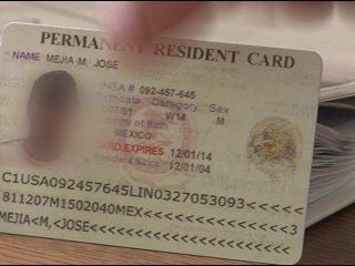 Illegal workers have easy access to fake documents in the area