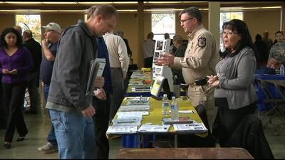 Yakima job fair trying to help curb veteran unemployment