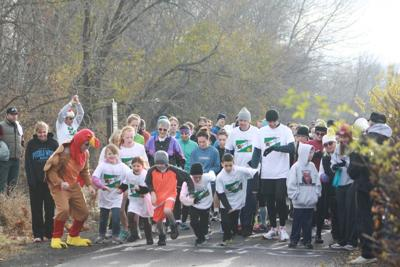 Camp Prime Time's annual Turkey Trot is going virtual