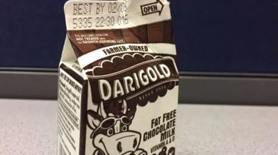 Darigold cartons being recalled for containing chemical mixture with no milk