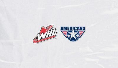 Tri-City Americans Logo WHL