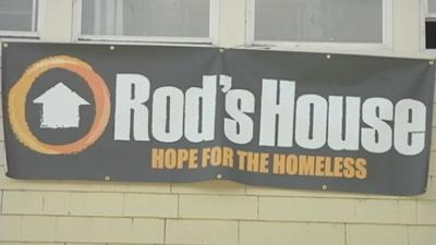 Rod's House getting Ready For Annual Fundraiser