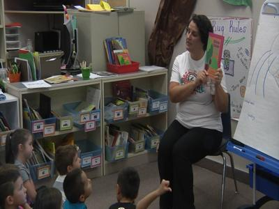 West Valley's Pre-K initiative leads the state in early childhood learning