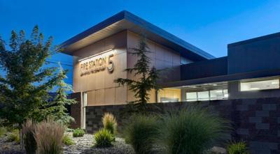 Kennewick Fire Station 5 wins national design award
