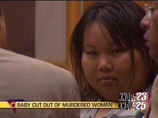 Baby Cut out of Murdered Pasco Woman