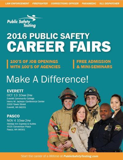 Public Safety Career Fair Comes to Tri-Cities